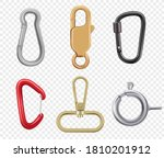 Carabine Hook. Climbers For...