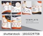 Brochure Design  Cover Modern...