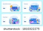 data base administrator web... | Shutterstock .eps vector #1810322275