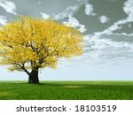 autumn scenery | Shutterstock . vector #18103519