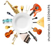 Musical Instruments  Orchestra...