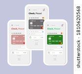 credit cards checkout form set...