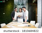 Three Young Asian Entrepreneurs ...