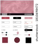 dark pink  red vector style...