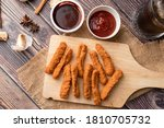 hot and spicy korean barbeque... | Shutterstock . vector #1810705732