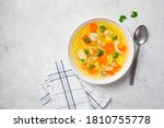Homemade Chicken Soup With...