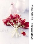 spring tulips   Shutterstock . vector #181094012
