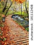 Autumn Colors In Plitvice...