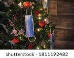 Christmas tree 2021 composition ...