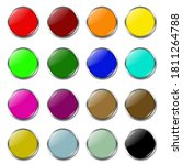an illustration of colorful... | Shutterstock . vector #1811264788