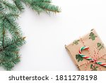 Christmas Composition. Gifts ...