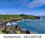 Beautiful Hawaiian Black Sand...
