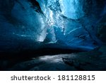 Crystal Cave Of Iceland