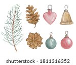 Christmas Elements Collection...