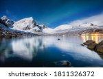 Lofoten Islands  Norway....
