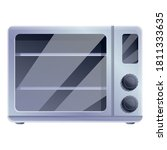 modern convection oven icon....