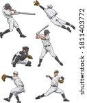 Baseball Player Image...