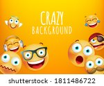 high quality emoticon character ... | Shutterstock .eps vector #1811486722
