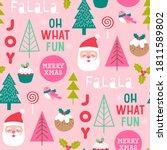 cute cartoon character  pine... | Shutterstock .eps vector #1811589802