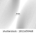 abstract vector circle halftone ... | Shutterstock .eps vector #1811650468
