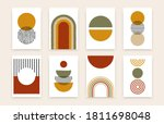 abstract aesthetic background... | Shutterstock .eps vector #1811698048