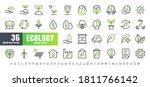 48x48 and 192x192 pixel... | Shutterstock .eps vector #1811766142