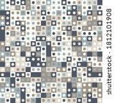 abstract geometric background... | Shutterstock .eps vector #1812101908