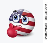 united states of america... | Shutterstock .eps vector #1812319045