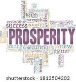 prosperity vector illustration... | Shutterstock .eps vector #1812504202