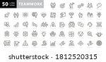 business teamwork  work group ...   Shutterstock .eps vector #1812520315