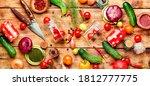 Home Preservation Of Vegetable...