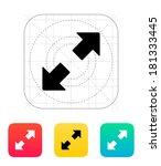 fullscreen icon.