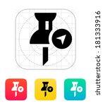 navigation pin icon.