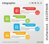 business infographic template... | Shutterstock .eps vector #1813393648