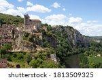 Quaint Village Of Saint Cirq...