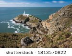 Across The Gulf To South Stack...