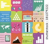 set of different groups of...   Shutterstock .eps vector #181379222