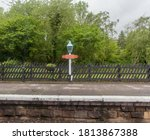Grosmont Railway Station...
