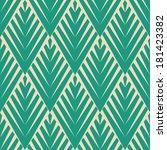 seamless raster geometric... | Shutterstock . vector #181423382
