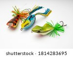 Artificial Baits For Catching...