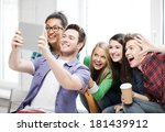 education and technology... | Shutterstock . vector #181439912