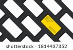vector isolated yellow...
