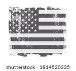 grunge brush stroke flag of... | Shutterstock .eps vector #1814530325