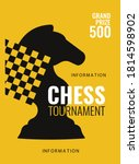 vector illustration about chess ... | Shutterstock .eps vector #1814598902