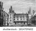 Blois Castle Wing Of Louis Xii...