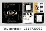 black friday modern promotion... | Shutterstock .eps vector #1814730032