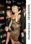 Постер, плакат: Paris Hilton at InterscopeGeffen