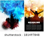 music event background | Shutterstock .eps vector #181497848