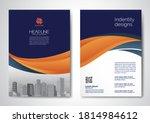 template vector design for... | Shutterstock .eps vector #1814984612