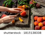 Peaches Whole Fruits With...